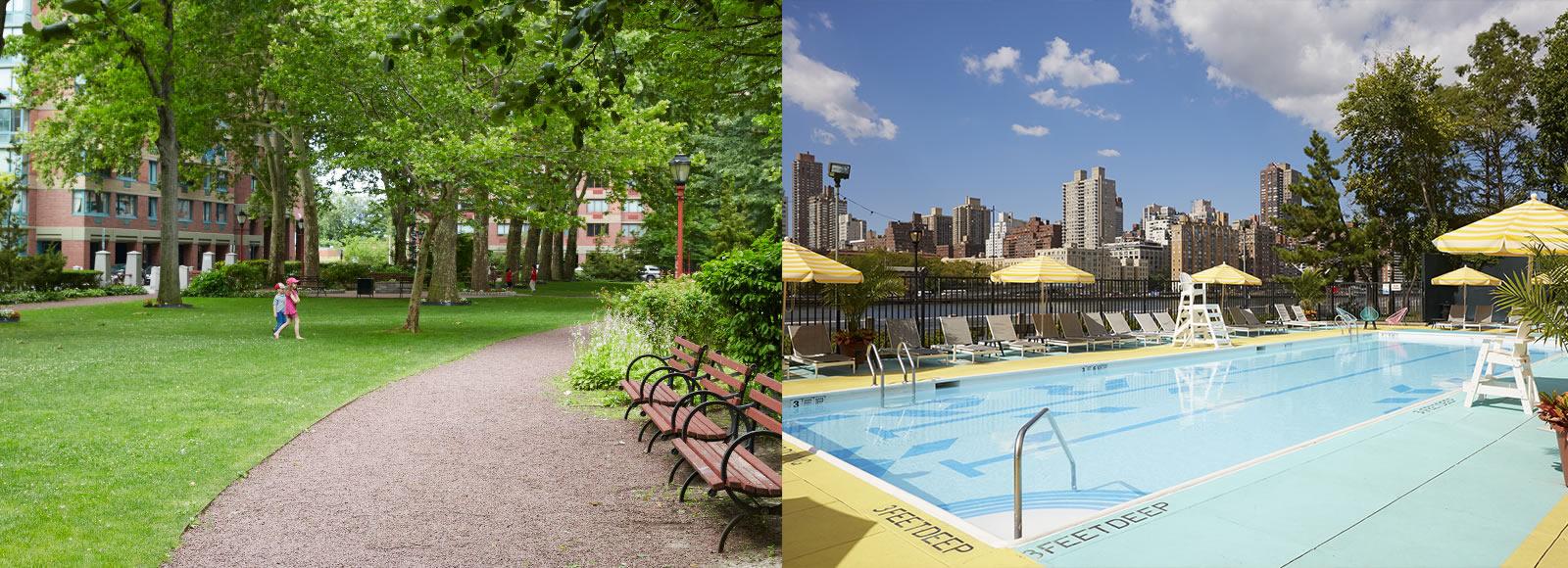 Manhattan Park Amenities Roosevelt Island Luxury Apartments